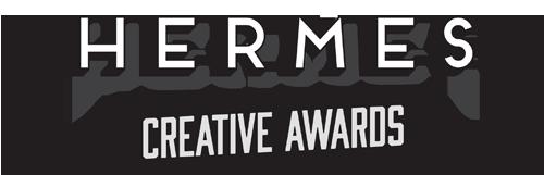 hermes award logo